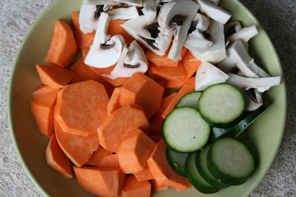 jak przyrządzić słodkie ziemniaki