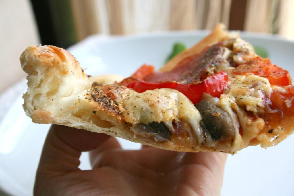 Szybkie i proste ciasto na pizze