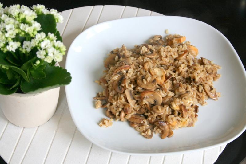 jak przyrządzić brązowy ryż