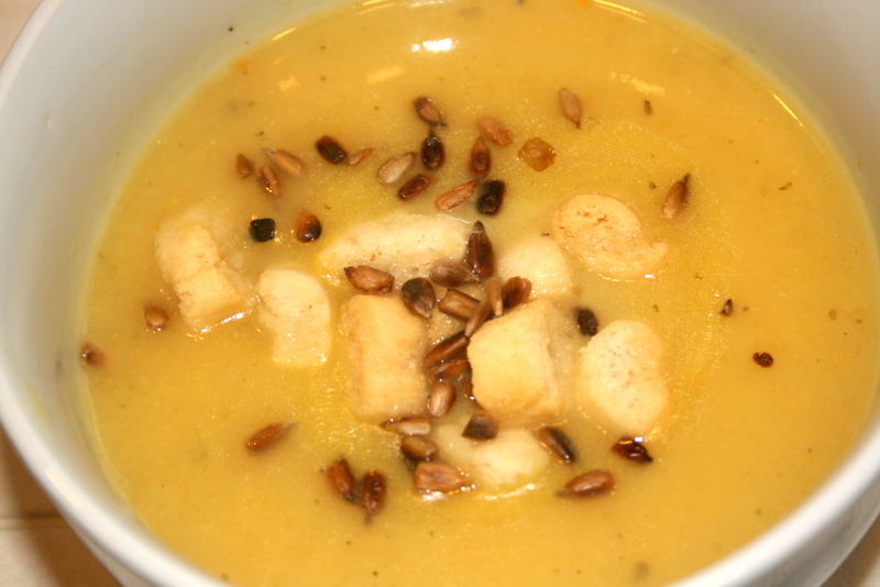 zupa krem z cukinii przepis