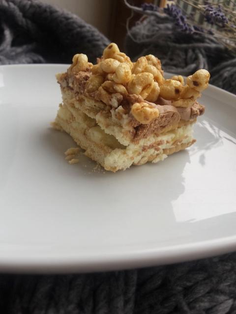 Kinder Country pyszne ciasto bez pieczenia idealne na przyjęcie dla dzieci